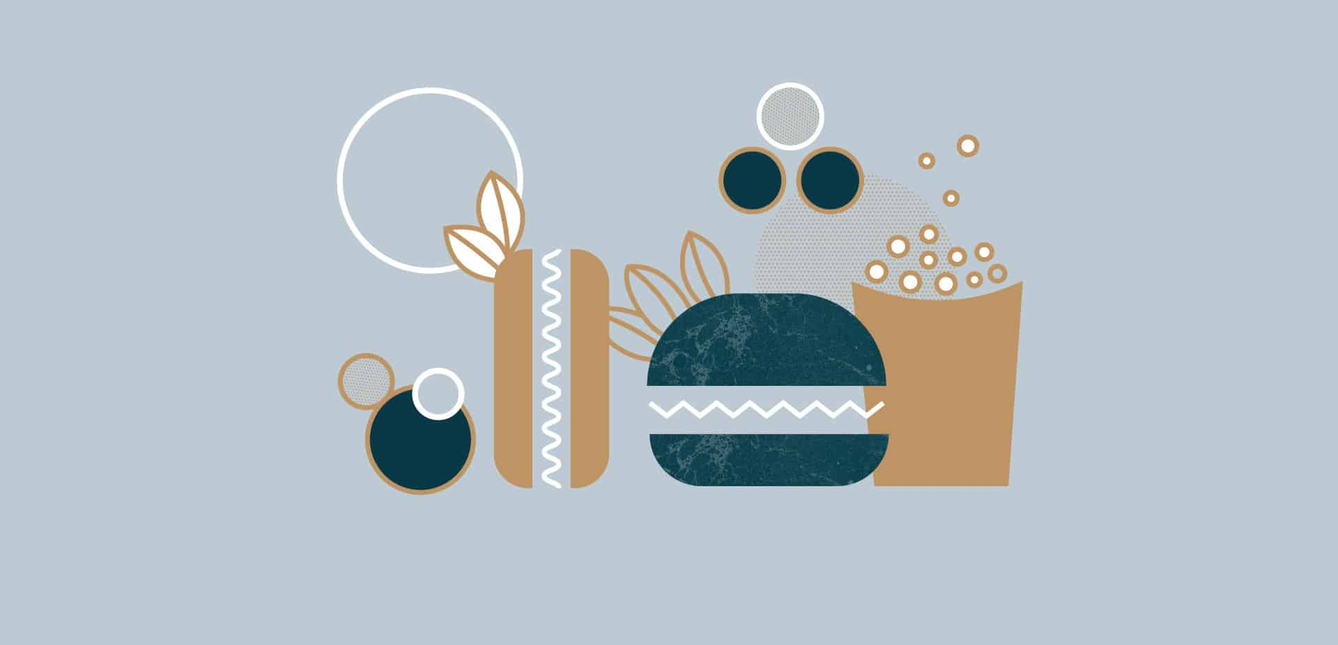 Hamburger z owadów i hot dog ze spiruliny, czyli o fast foodzie przyszłości
